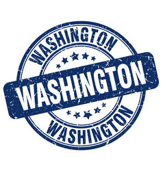 Washington stamp vector
