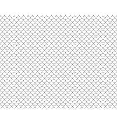 fish scales seamless horizontal background vector image vector image