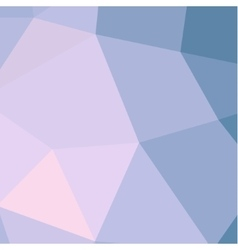 Background in low poly style of modern design vector image