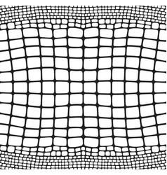 Crocodile texture pattern vector