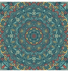 Festive Tribal ethnic seamless pattern vector
