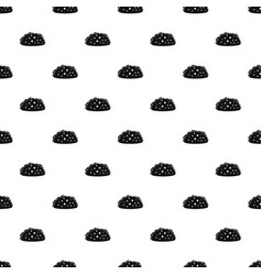 tacos pattern seamless vector image