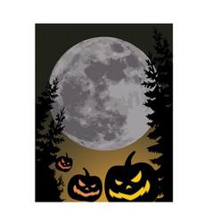 halloween 03 vector image