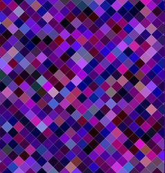 Multicolored square pattern background design vector