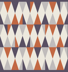 Seamless geometric pattern abstract wallpaper vector