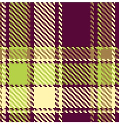 seamless checkered color pattern vector image