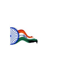 15 august- india independence day celebration vector