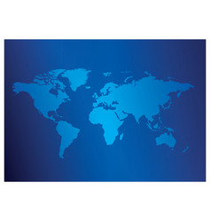 World map blue light vector images over 1300 dark blue background with light blue map world vector gumiabroncs Image collections