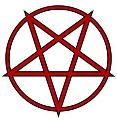 pentagram vector images over 2 300 rh vectorstock com music pentagram vector vector pentagram