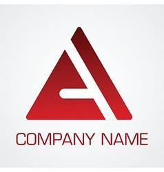 A logotype symbol vector image vector image