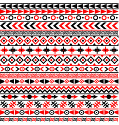 ethnic motifs background vector image