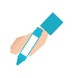 Pen tip draw icon vector