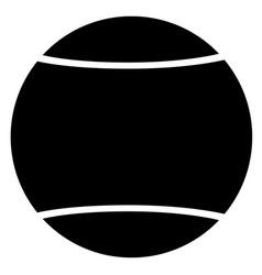 Tennis ball 01 vector