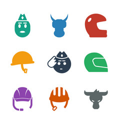 Soldier icons vector