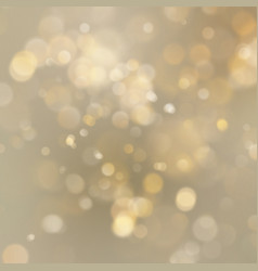 christmas golden holiday abstract glitter vector image