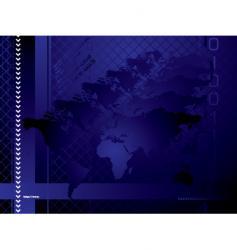 Global background vector