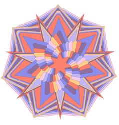 mandala-04 vector image