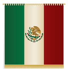 Mexico wall hanging vector