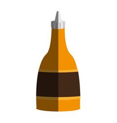 Bottle icon image vector