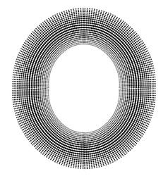 Halftone Symbols vector