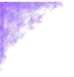 Lavender watercolor abstract background vector