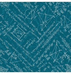 Mathematics seamless EPS 10 vector image