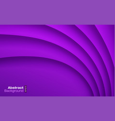 violet wavy background business card pattern vector image