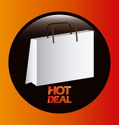 hot deals vector image