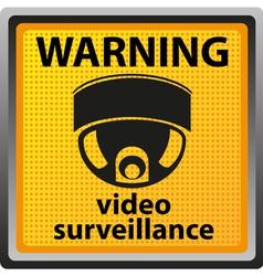 Video surveillance camera 03 vector
