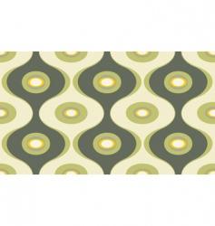 Wallpaper seamless pattern vector