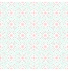 Elegant flourish pattern vector