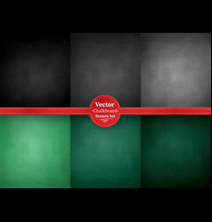 School chalkboard backgrounds vector