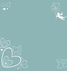 Sweetheart card vector