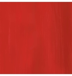 Texture painted with red paint on paper vector