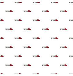 Truck pattern vector