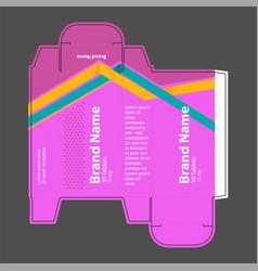 drug box concept 03 vector image