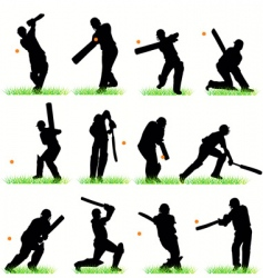 cricket vector image vector image