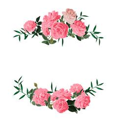 Wreaths- laurels - borders vector