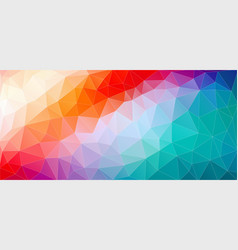 multicolored abstract background with gradient vector image