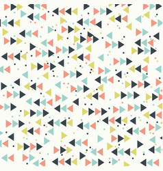 abstract retro background with arrows vintage vector image vector image