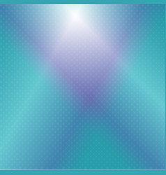 Turquoise blue glowing background vector