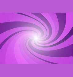 puple twist abstract background vector image