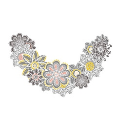 FlowerElements40 vector image
