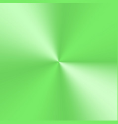 green conical gradient vector image