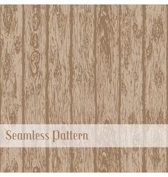 Realistic wood seamless texture vector