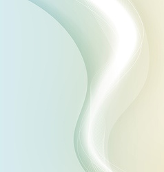 Gradient swoosh smooth soft line background vector