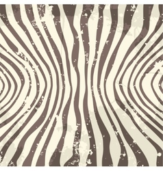 Hippie brown striped pattern background vector image vector image