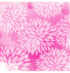 soft pink colors background with white vector image vector image