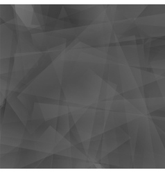 Abstract Grey Polygonal Background vector