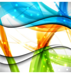 abstract luminosity background vector image